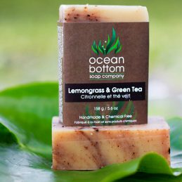Lemongrass & Green Tea
