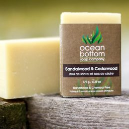 Sandalwood & Cedarwood Soap